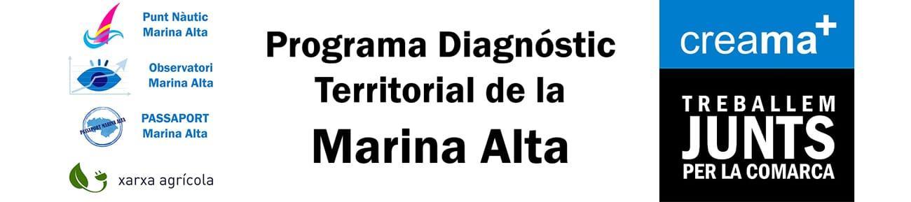 Diagnóstico Territorial Realidad Socioeconómica Marina Alta