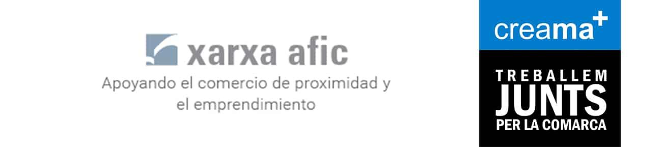 Fomentar Dinamizar Comercio Local Marina Alta Xarxa Afic-CREAMA