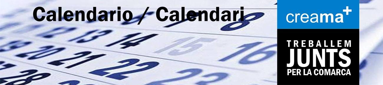 Calendario Eventos Premios Jornadas Presentaciones Ferias MarinaAlta