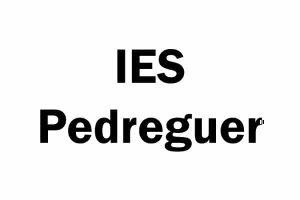 IES Pedreguer