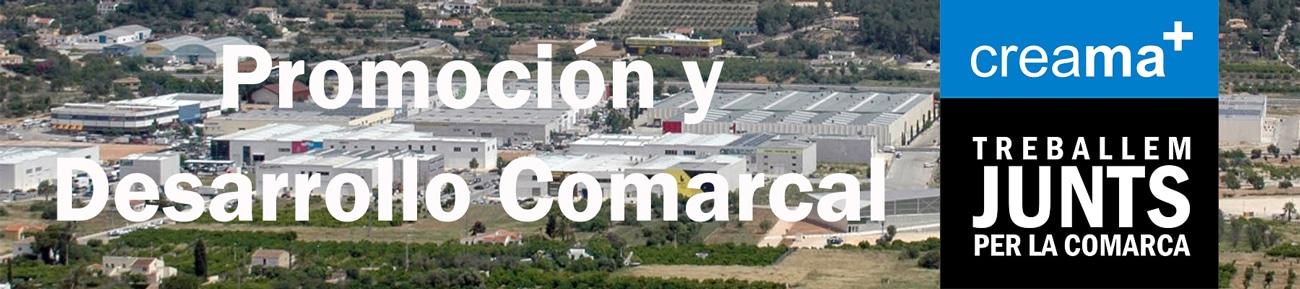 Promoción Planificación Diseño Desarrollo Comarcal Territorial MarinaAlta