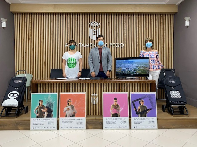 El comercio de Pego pone en marcha la campaña 'El futuro lo compras ahora'