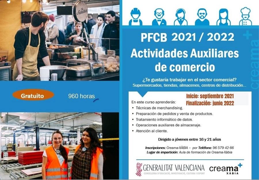 PFCB Actividades Auxiliares de Comercio