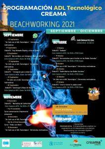 Arranca una nueva temporada del proyecto Beachworking a Xàbia.