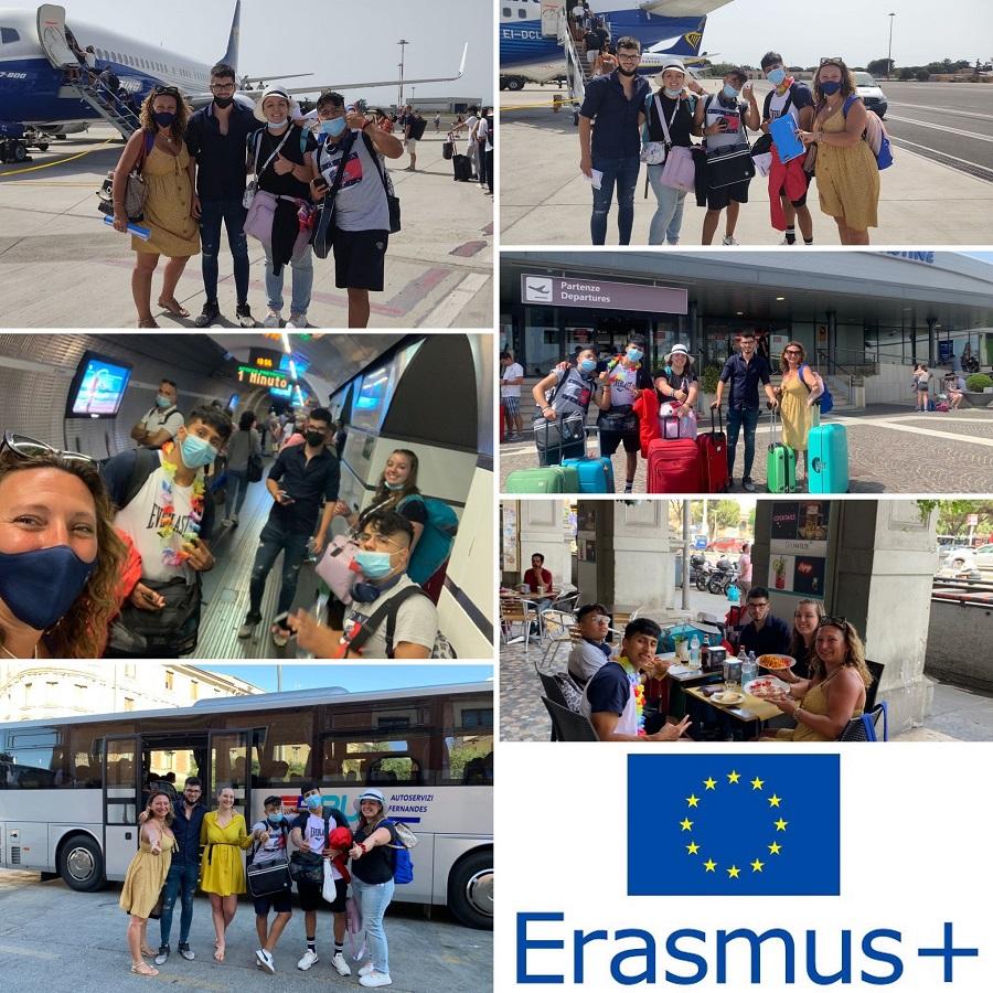 El alumnado de ERASMUS+ vuelve de su experiencia tras 3 meses realizando prácticas formativas en empresas europeas.