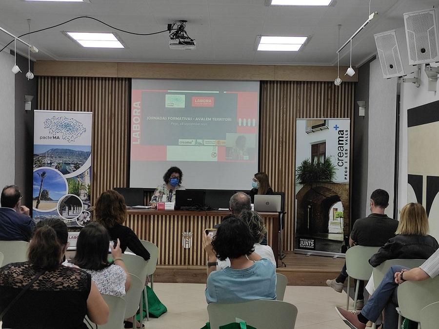 Creama participa en la Jornada Formativa para Pactos Territoriales