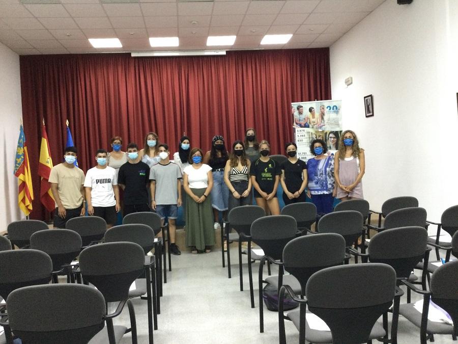 """Creama clausura la 2ª edición del programa Erasmus + """"Movilidad Europea de la FP en la Marina Alta""""."""