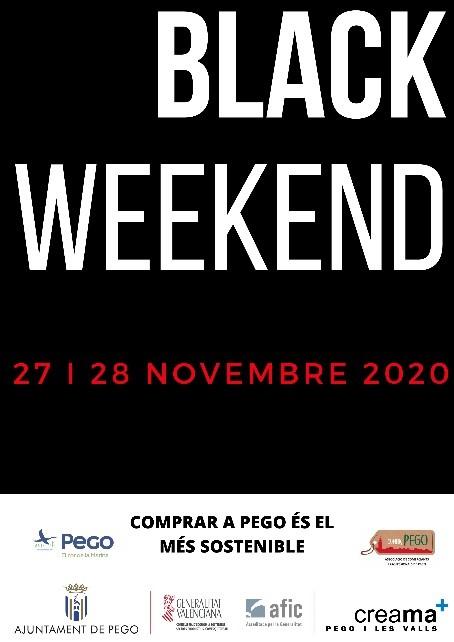 Campaña Black Weekend 26 y 27 de noviembre