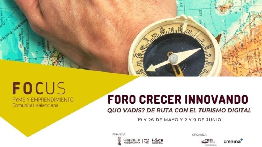 El II Foro Crecer Innovando Creama pone el foco de atención en el turismo digital