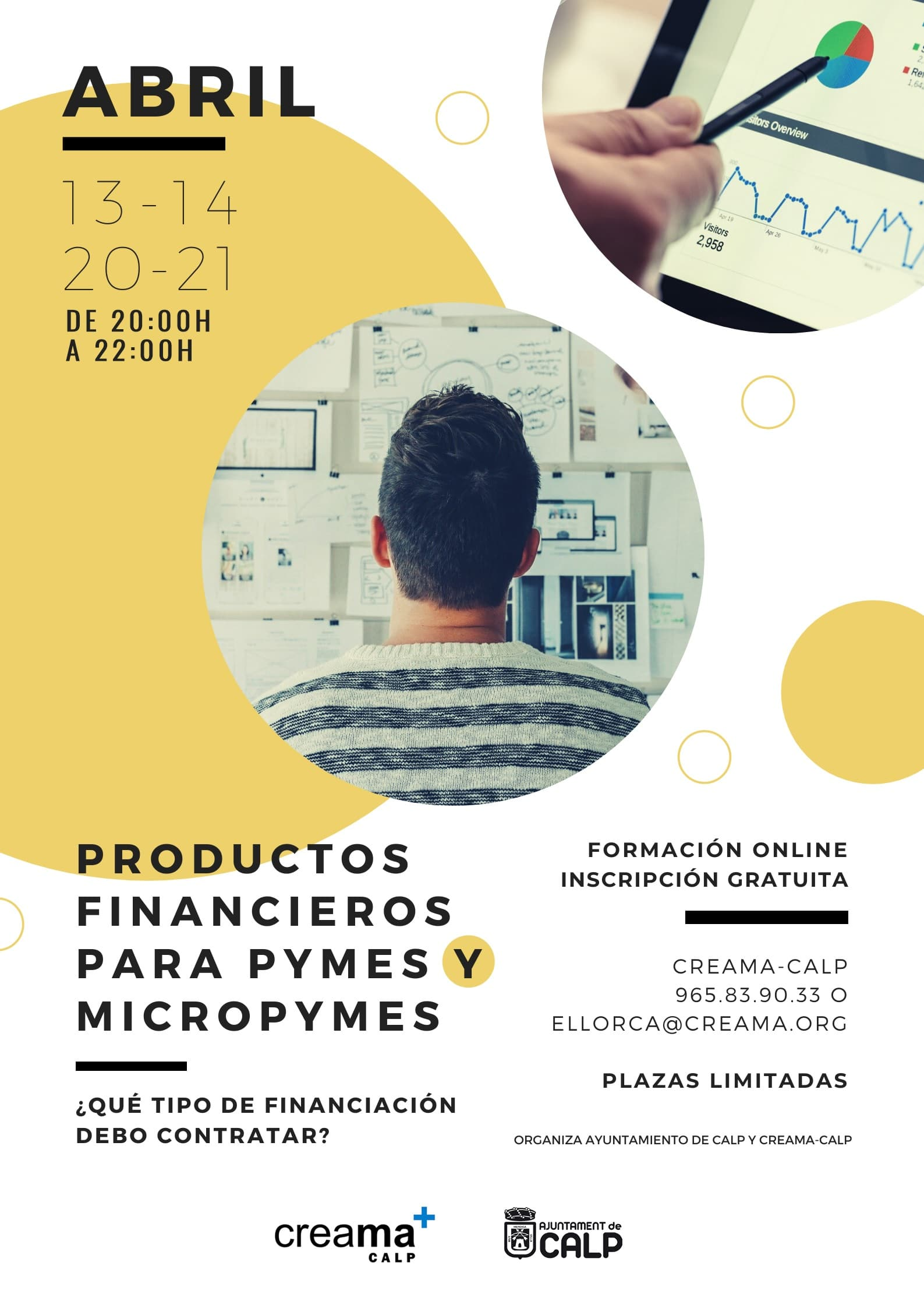 Productos Financieros para Pymes y Micropymes
