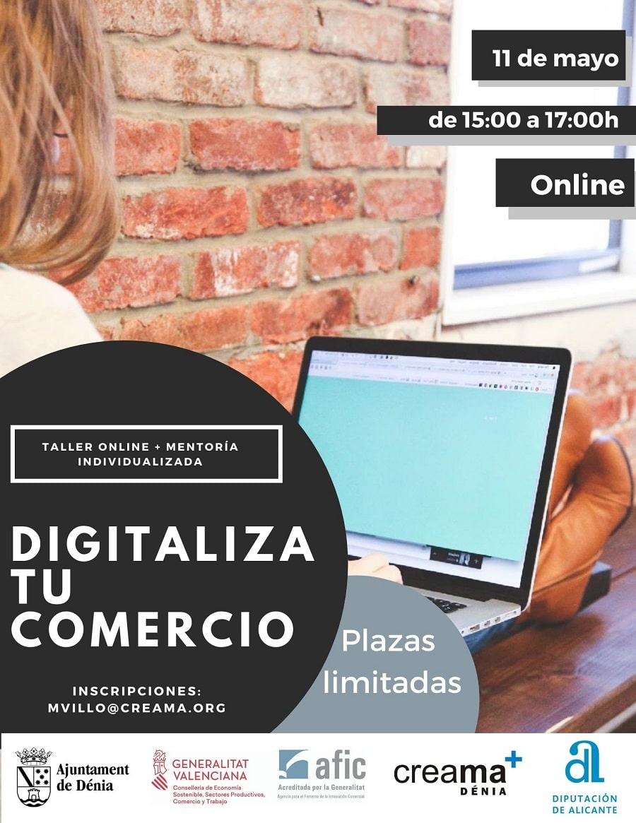 Digitaliza tu Comercio