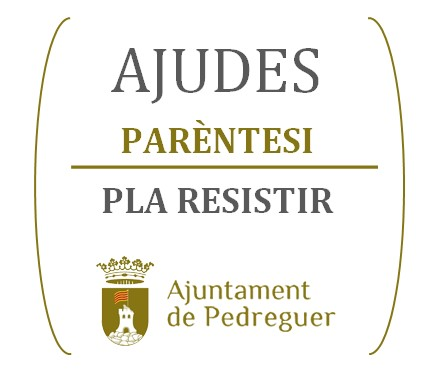 Creama informa de las ayudas parèntesis en Pedreguer
